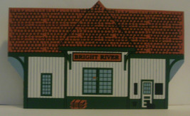 Cats Meow 1997 Green Gables Series Bright River Station - $8.99