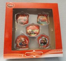 Disney Cars 5 Piece Mini Ornament Set - $14.99