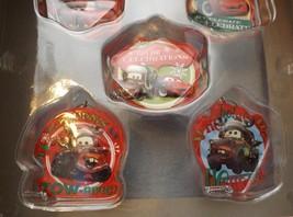 Disney Cars 5 Piece Mini Ornament Set image 3