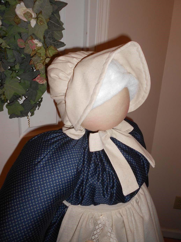 Vacuum Cleaner Cover Primitive Amish Faceless Folkart Grandma image 3