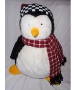 "Debbie Mumm Hugsy Penguin Mummford Plush Stuffed Animal 18"" Friends Joey... - $47.40"