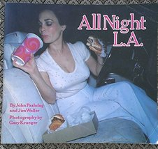 All Nite L.A. Chronicle Books LLC Staff - $10.90