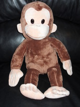 Curious George Stuffed Toy - $19.99