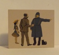 Cats Meow Accessory Policeman Giving Directions image 1
