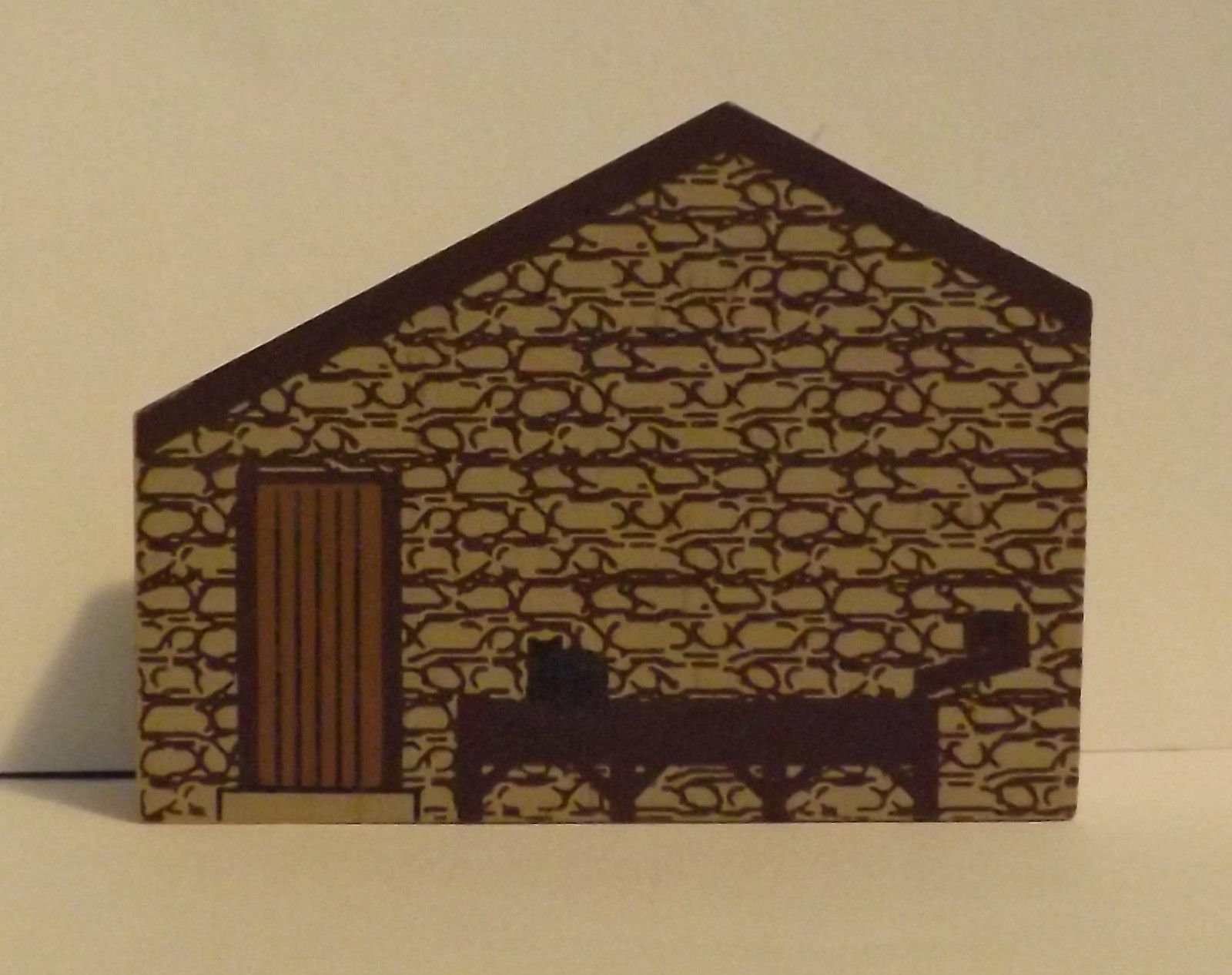 Cats Meow Accessory Building Double Sided