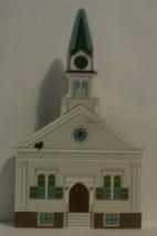 Cats Meow 1999 New England Church Series Harrington Methodist Church - $8.99