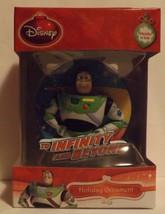 """Disney Toy Story Buzz Lightyear 3"""" Bas-Relief Ornament - $14.99"""