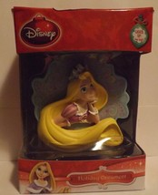 "Disney 3"" Lighted Rapunzel Bas-Relief Lighted Ornament 2013 image 1"