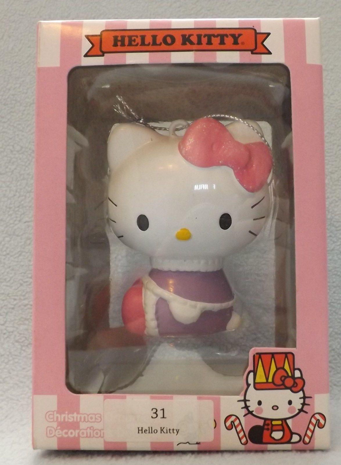 "Hello Kitty 3.5"" Ornament by Kurt S Adler"