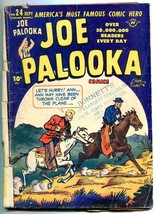Joe Palooka #24 1948-HARVEY COMICS-WESTERN Cover Fr - £14.17 GBP