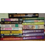 Lot 16 Alan Dean Foster Science Fiction Flinx Books - $9.99