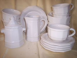 PFALTZGRAFF Heritage 7 Cups 4 Saucers Creamer 7 Bowls 12 PLATEs - $79.61