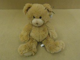 First & Main Teddy Bear 15in Fuzzy Light Brown Dean Ages 3 & Up - $16.92