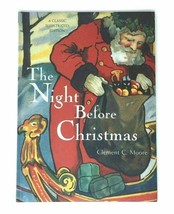 The Night Before Christmas Libro Di Clement Clarke Moore 9781452178820 Nuovo