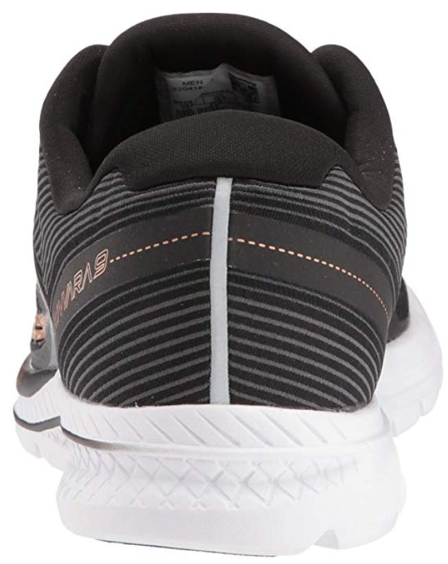 Saucony Kinvara 9 Size 7 M (D) EU 40 Men's Running Shoes Black Copper S20418-30