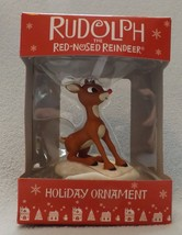 """3"""" Rudolph the Red Nosed Reindeer 3D Figural Resin Ornament - $14.99"""