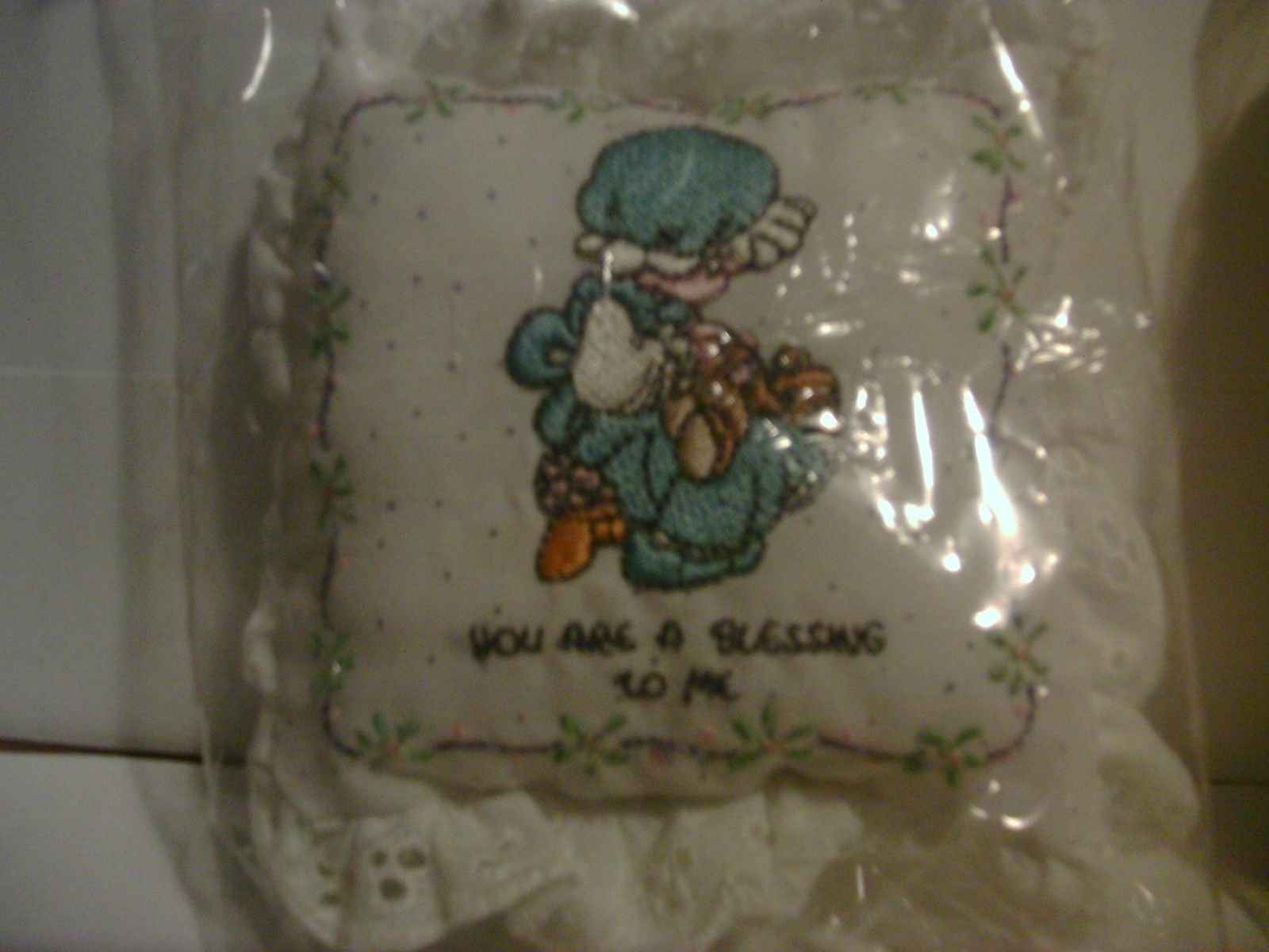 Precious Moments Pillows You Are A Blessing To Me 2 Mini Pillows image 2