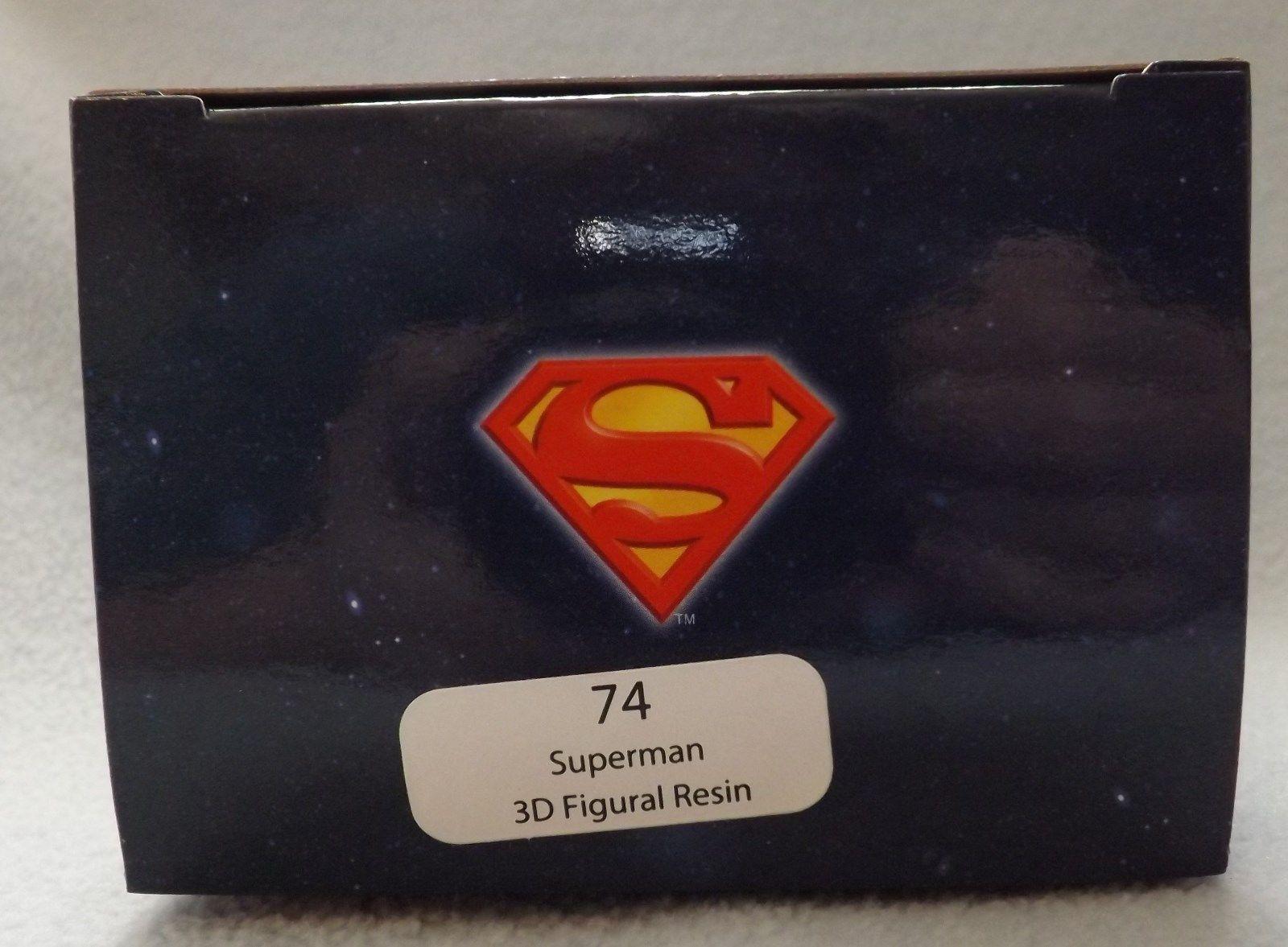 "3"" Superman 3D Figural Resin Ornament image 2"