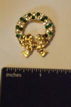 Christmas Wreath Pin image 1
