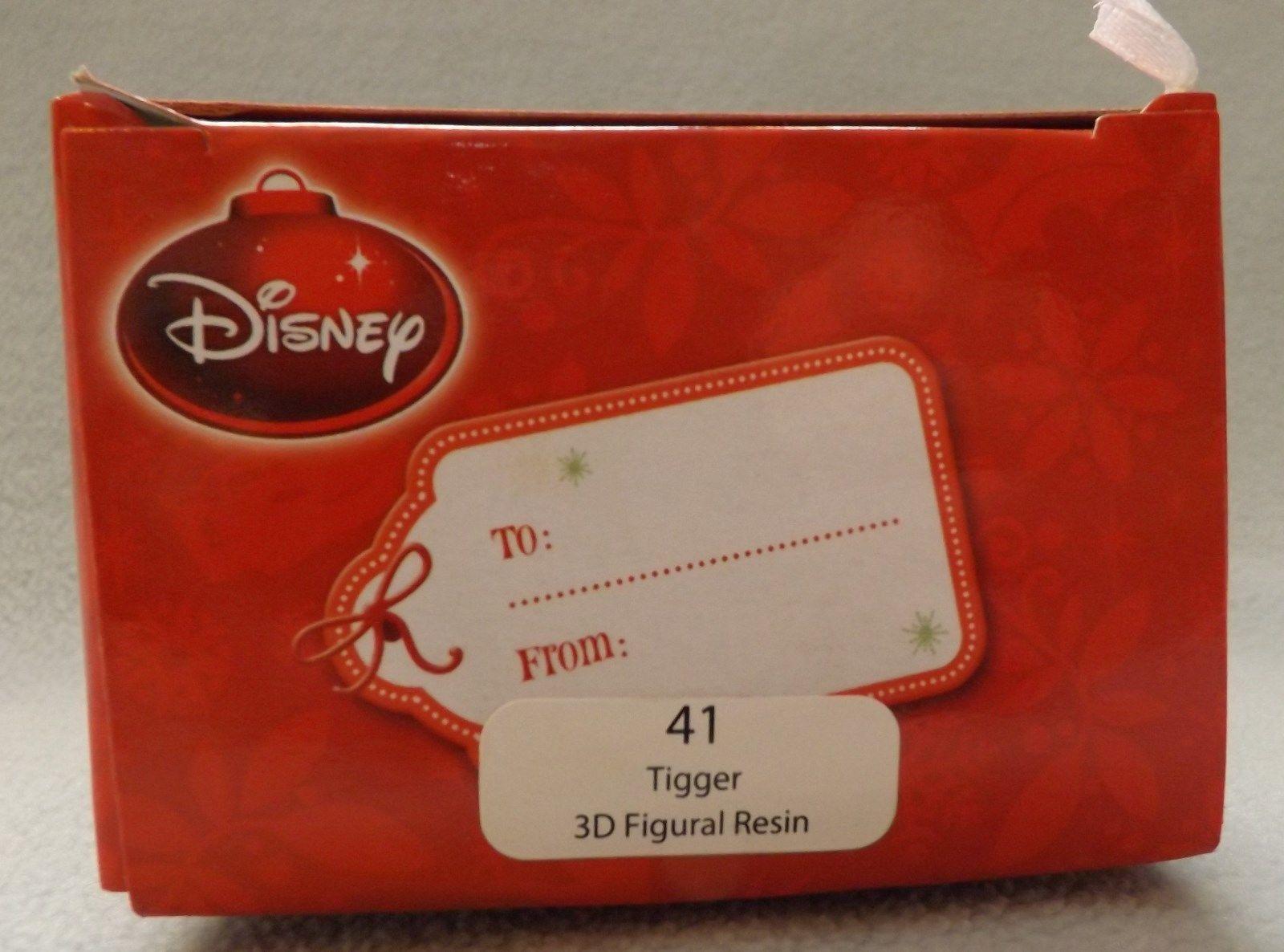 "Disney 3"" Tigger 3D Figural Resin Ornament  image 2"