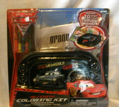 Cars 2 Activity Coloring Kit - $8.99