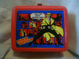 Disney's Dick Tracy Lunchbox by Aladdin image 1