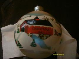 Hallmark Ornament 1982 Grandparents image 1