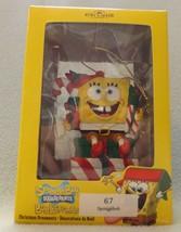 """Spongebob 4"""" Ornament by Kurt S Adler - $14.99"""