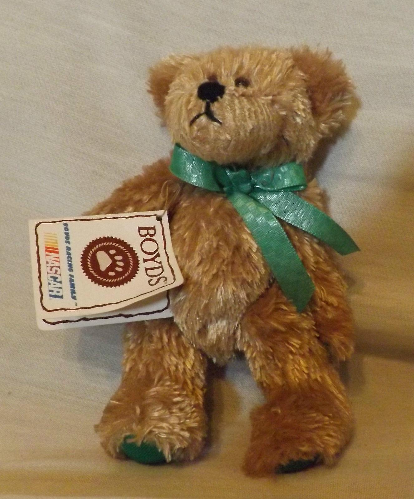 Bobby Labonte Boyds Bear 2004 6 inch Bear