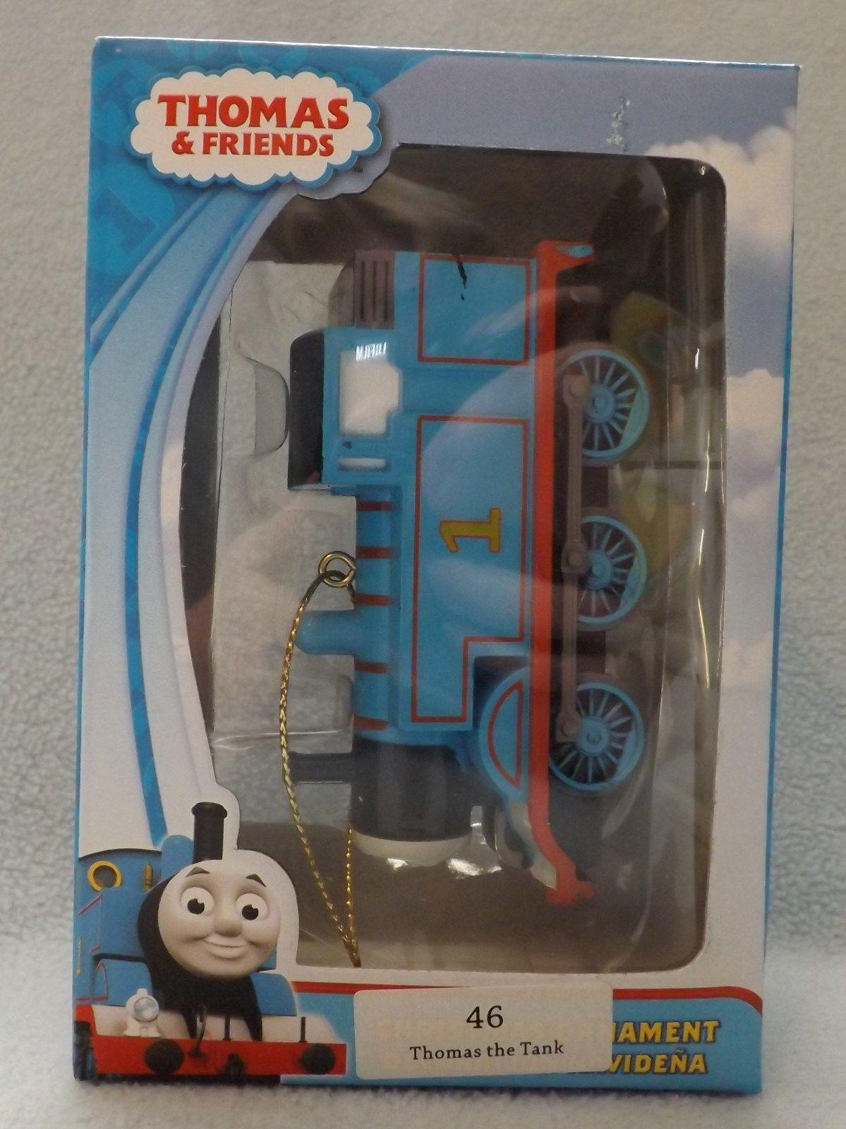 "3.5"" Thomas the Tank Engine Ornament by Kurt S Adler"