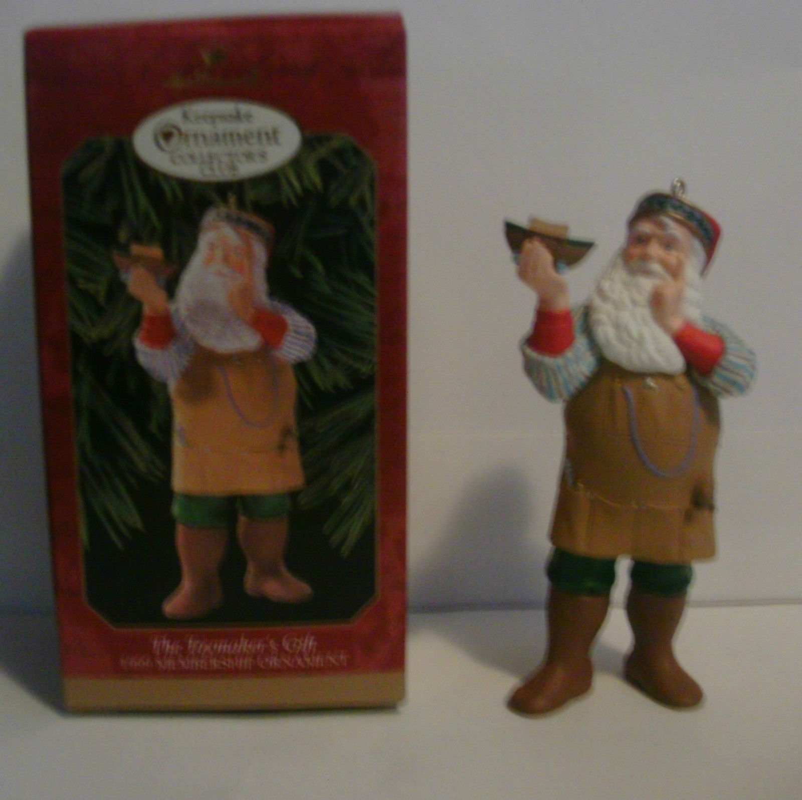Hallmark Ornament Collectors Club 1999 3 Piece Set image 5
