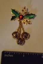 Holiday Bells Pin image 1