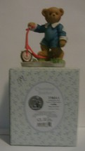 Cherished Teddies Colby Sometimes Life Needs A Little Push 2001 image 2