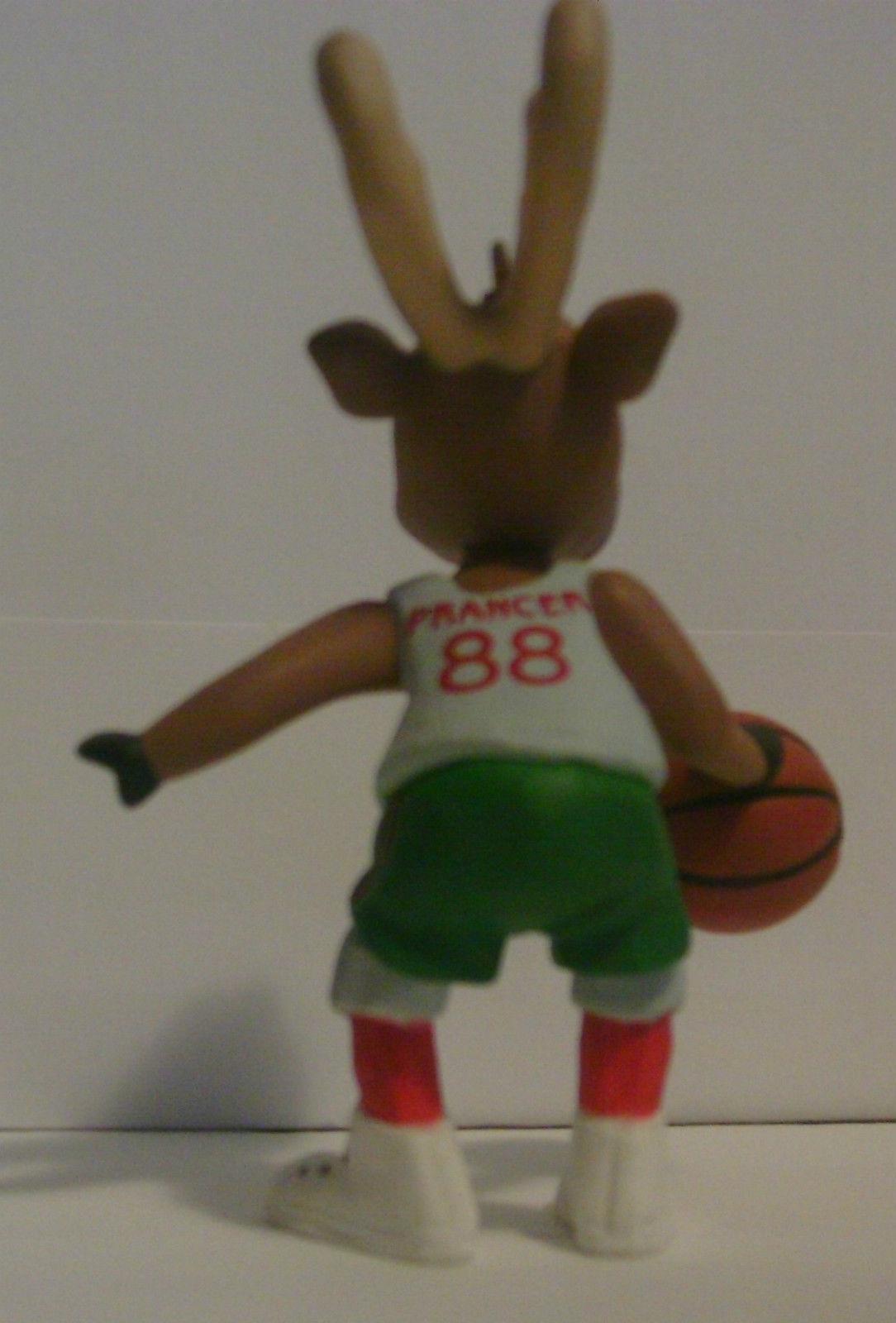 1988 Hallmark Keepsake Ornament Reindeer Champs Collector's Series