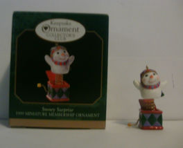 Hallmark Ornament Collectors Club 1999 3 Piece Set image 8