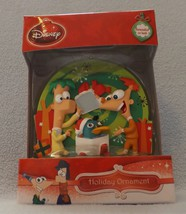 "Disney Phineas & Ferb 3"" Bas-Relief Ornament - $14.99"
