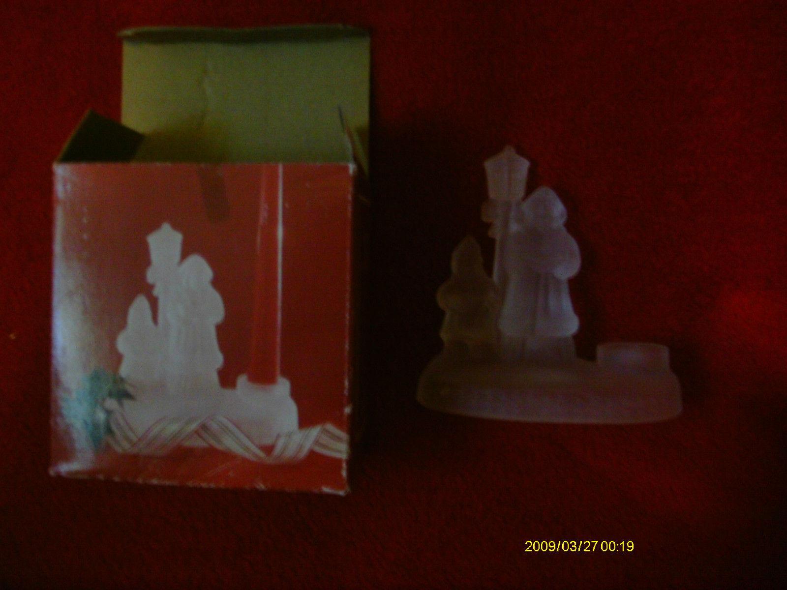Centurion Collection  Christmas Village Candle Holder image 2