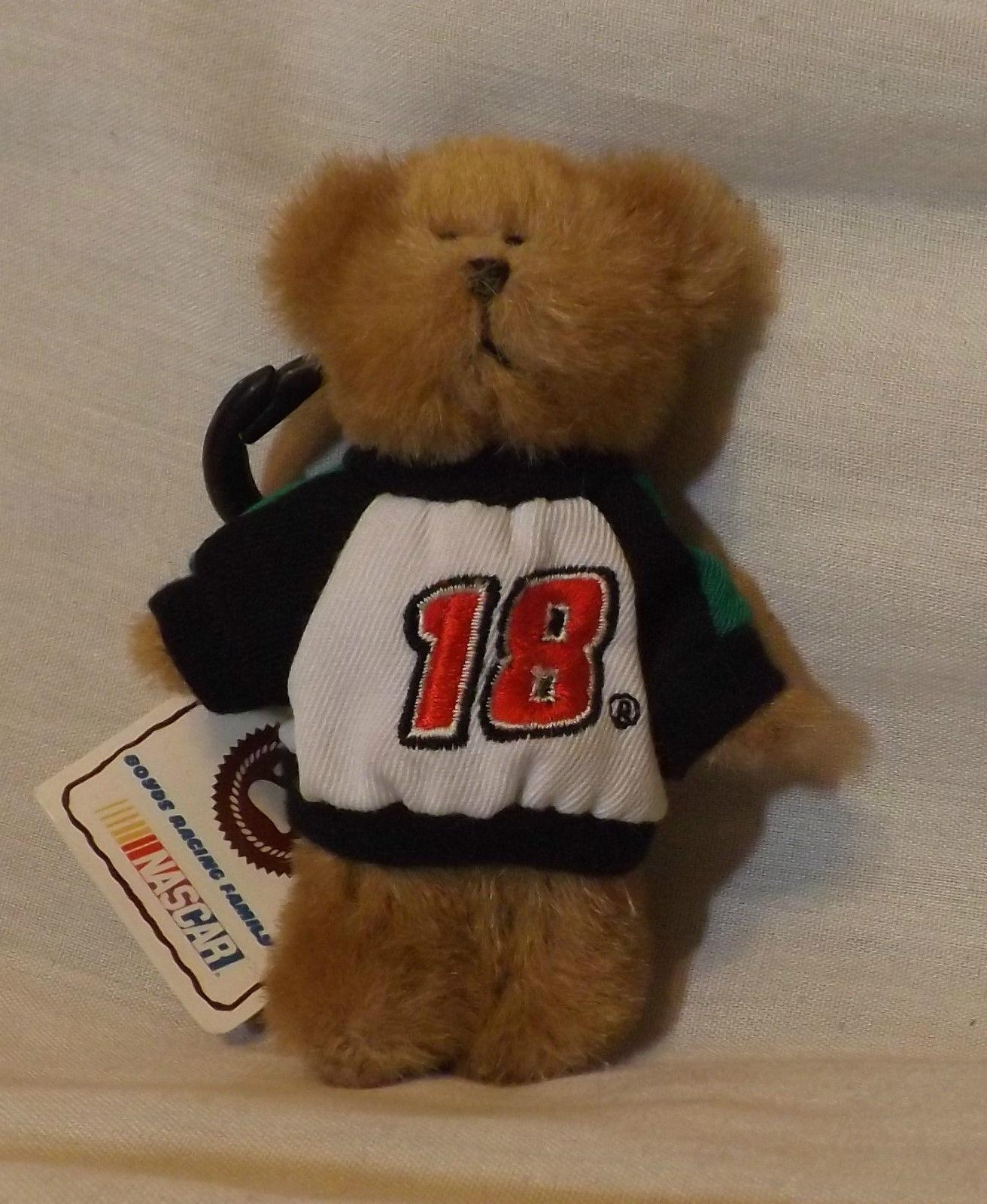 Bobby Labonte  Boyds Bear Key Ring 2004