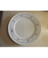 Crown Porcelain CPO5 dinner plate 4 available - $3.22
