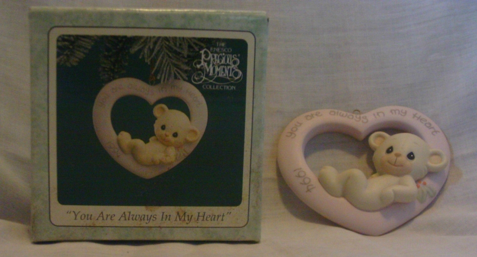 Precious Moments You Are Always In My Heart 1994 image 2