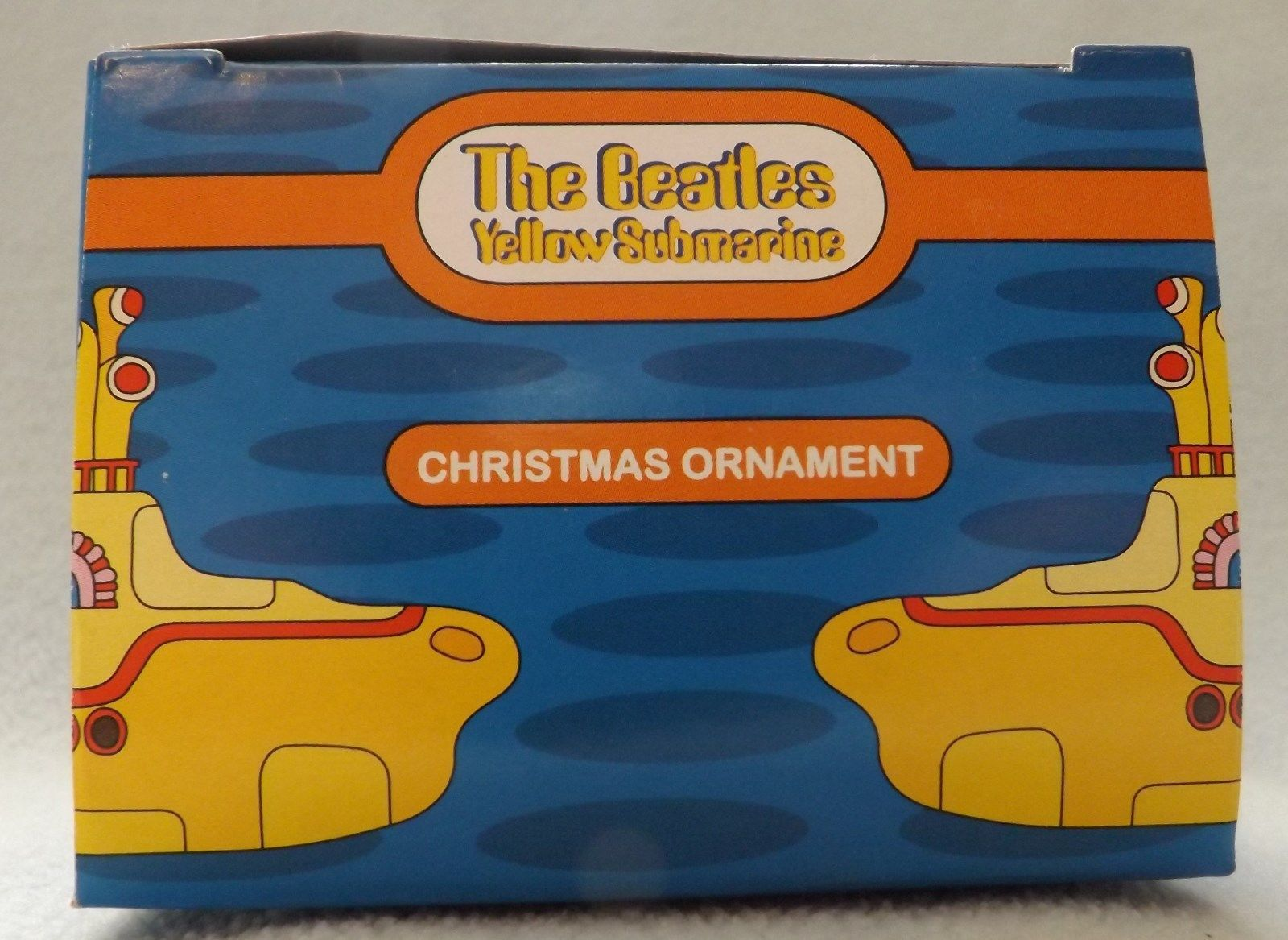 "4"" Yellow Submarine Sargeant Peppers Band The Beatles Ornament by Kurt S Adler image 2"