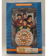 """4"""" Yellow Submarine Sargeant Peppers Band The Beatles Ornament by Kurt S... - $14.99"""