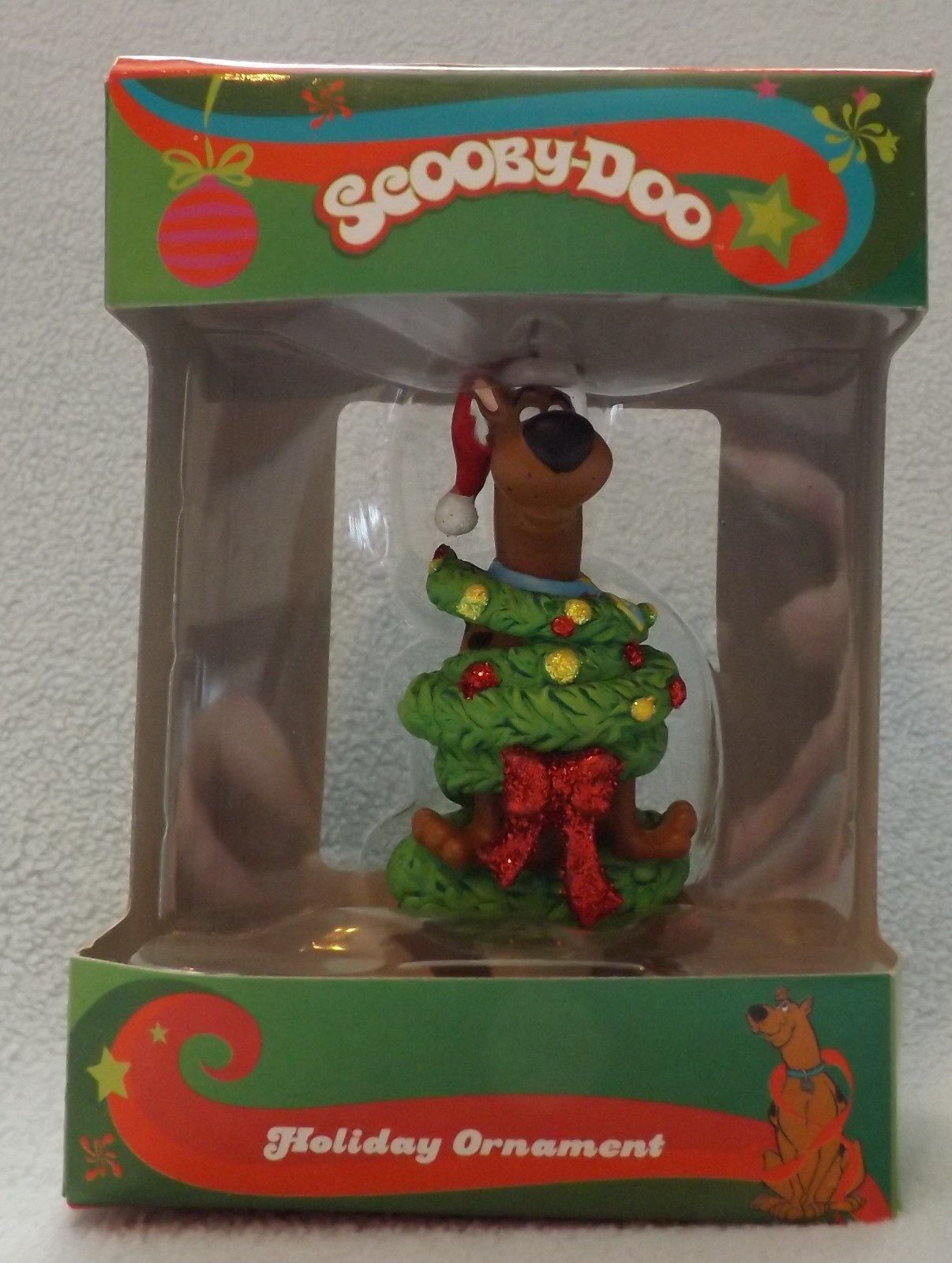 "Scooby Doo 3"" 3D Figural Resin Ornament image 1"