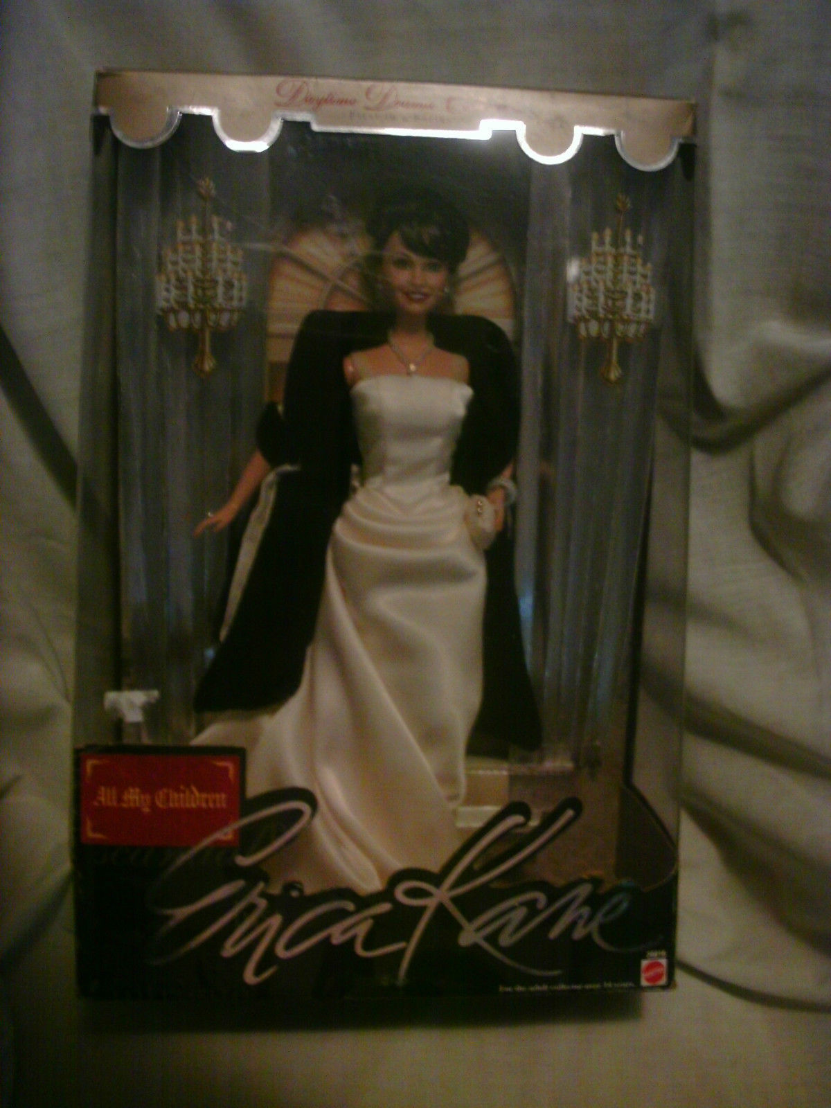 Erica Kane Doll All My Children 1998 Mattel