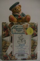 Cherished Teddies Marty I'll Always Be There For You 1998 image 2