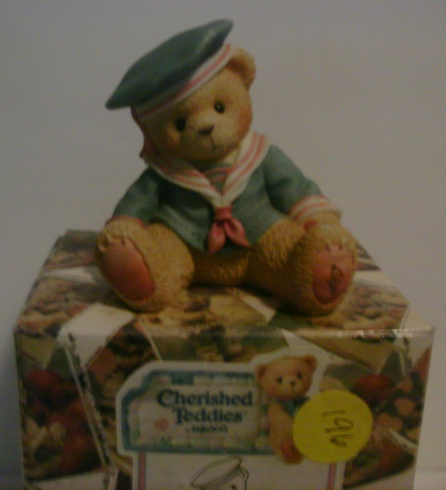 Cherished Teddies Marty I'll Always Be There For You 1998