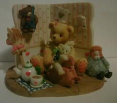 Cherished Teddies Mary Jane 'My Favorite Things' 1997-1998 Cherished Rewards image 1