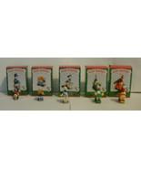 Disney Hallmark Merry Miniatures Mickey Express Train 1998 Complete Set ... - $34.99
