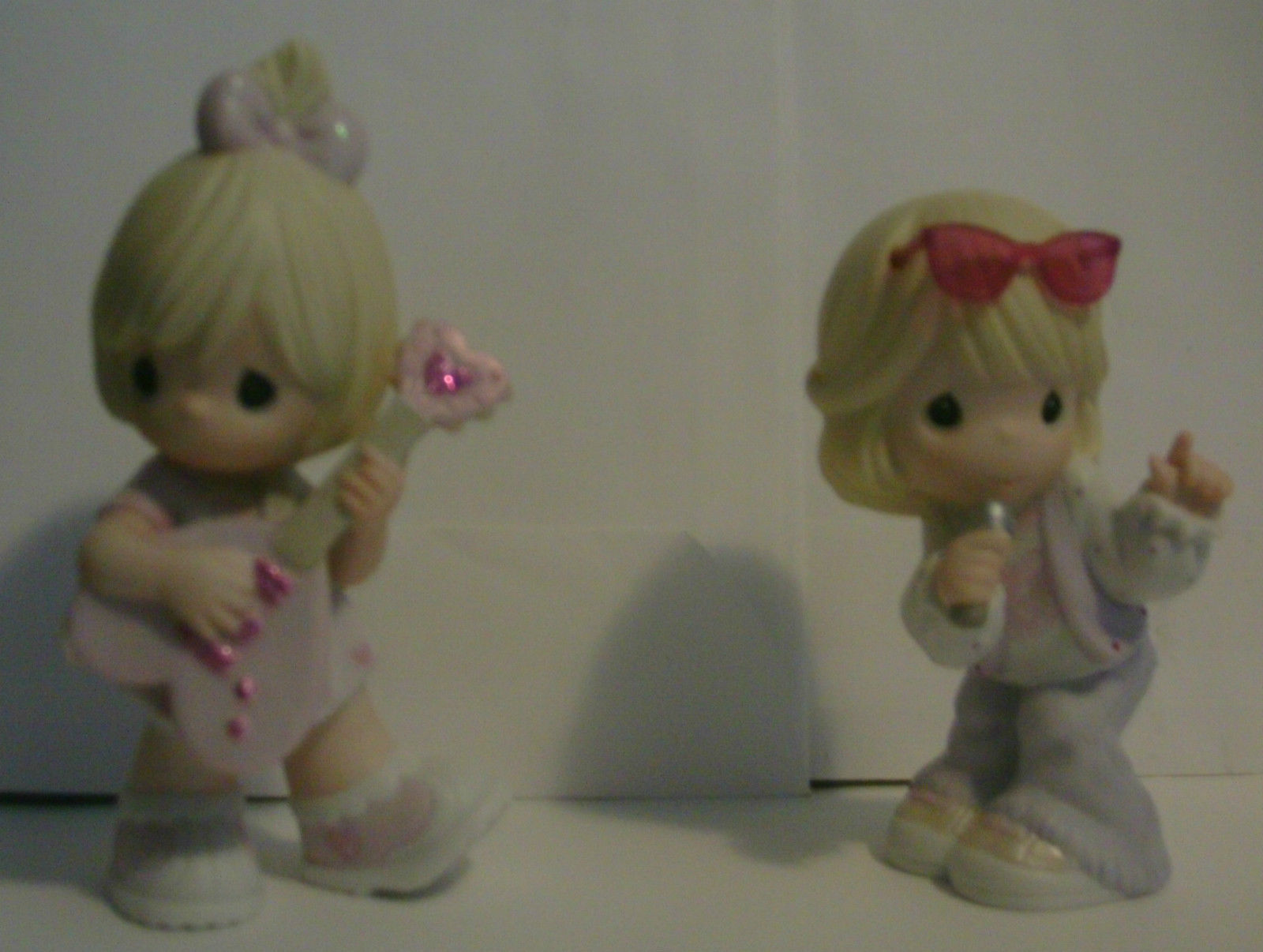 Precious Moments 2004 Fun Club Membership PM Rocks Figurines