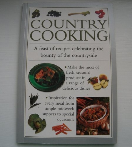 COUNTRY COOKING. [Paperback] by VALERIE (EDITOR). FERGUSON